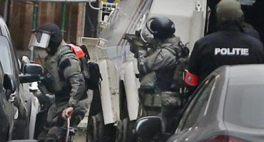 Hieren y detienen a Salah Abdeslam, sospechoso de los de ataques en París