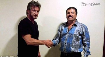 La propuesta que Sean Penn le hizo al Chapo Guzmán