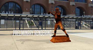 Las figuras que tienen su propia estatua en la NFL