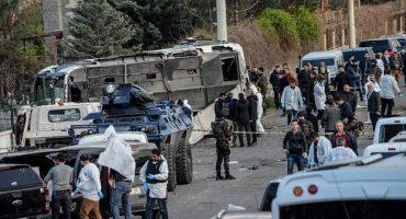 Explosión en Turquía deja 7 muertos y 27 heridos