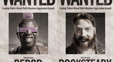 Nuevos póster de Teenage Mutant Ninja Turtles: Out of the Shadows