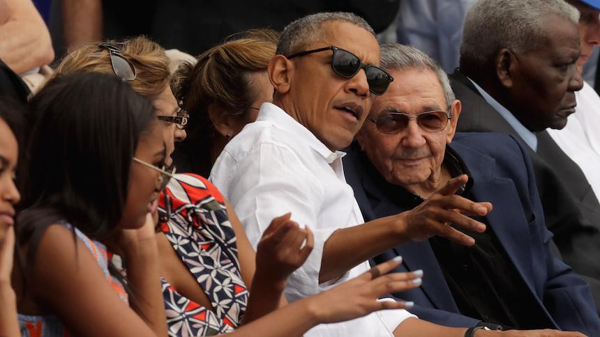 Checa las mejores imágenes del histórico encuentro entre Cuba y los Rays