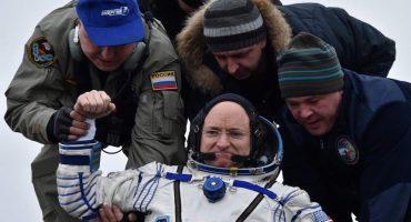 Video: Así fue el regreso de Scott Kelly a la Tierra