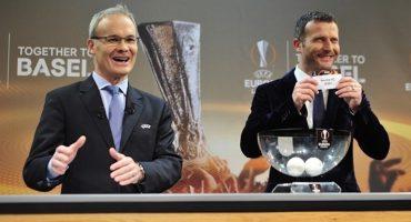 También tenemos 4tos de Final en la Europa League