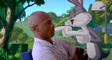 ¿Cómo que Bugs Bunny no actuó junto a Michael Jordan en Space Jam?