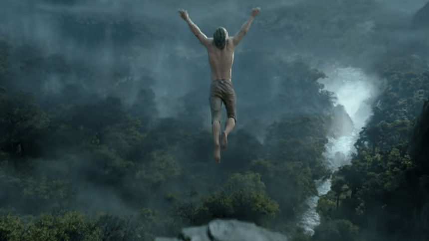 Mira el nuevo trailer de The Legend of Tarzan
