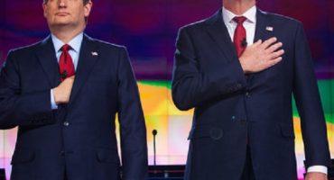Republicanos contra Trump: Jeb Bush formaliza apoyo a Ted Cruz