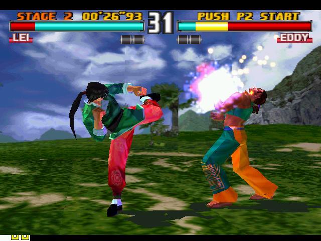 Sábado de Gaming: Tekken 3