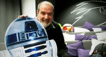 Falleció Tony Dyson, el constructor del R2-D2 original de Star Wars