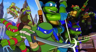 A gritar Cowabunga que las Tortugas Ninja de los 80's regresarán una vez más