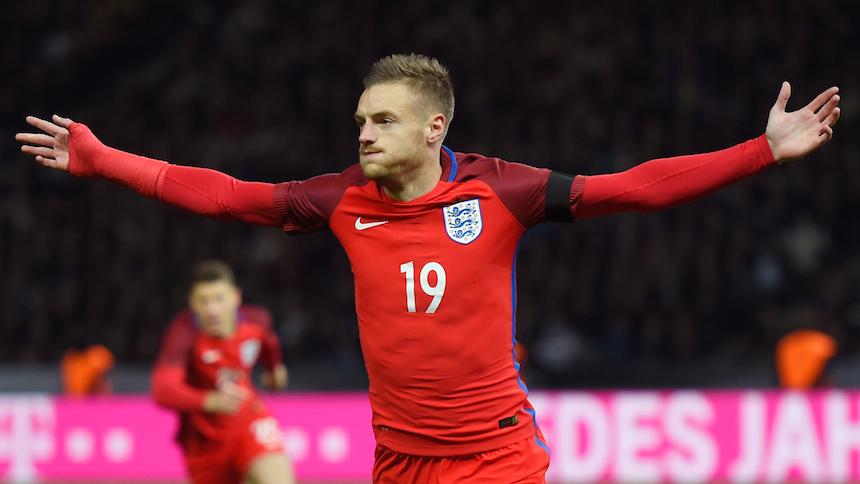 Inglaterra venció a Alemania en un amistoso de poder a poder