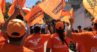 Padrón electoral que se filtró pertenece a Movimiento Ciudadano