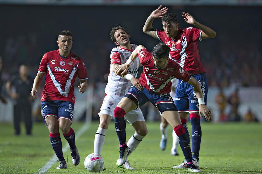 Veracruz jugando