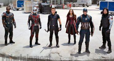 Nuevas imágenes de Captain America: Civil War