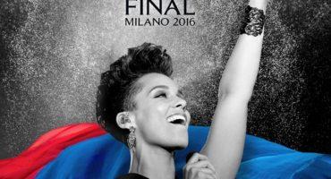 Alicia Keys se presentará en la Final de la UEFA Champions League