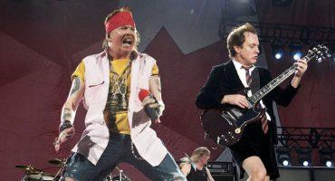 Oficial: Axl Rose será el nuevo vocalista de AC/DC
