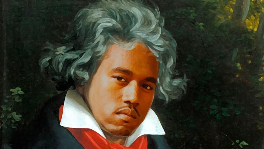 Escucha 'Yeethoven', la fusión entre Beethoven y Kanye West
