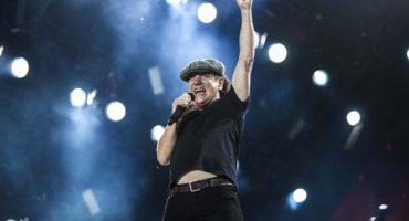 ¡Brian Johnson anuncia que no se retirará de AC/DC!