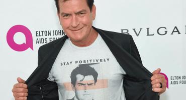 Policía investiga a Charlie Sheen por amenazar de muerte a su ex esposa