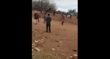 Jóvenes colocan explosivos e incendian a un perro en San Luis Potosí