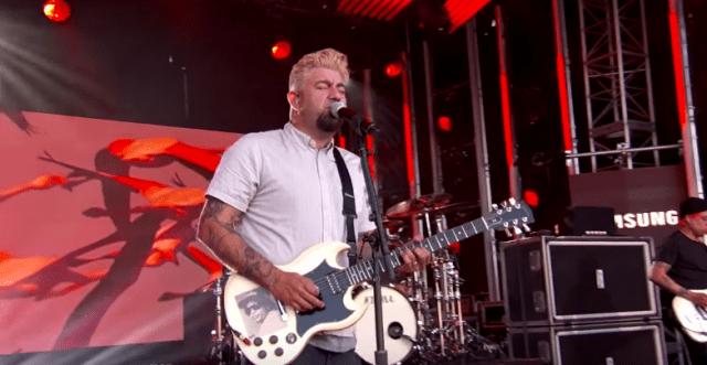 Mira dos canciones de Deftones en vivo en el programa de Jimmy Kimmel