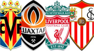 Estos son los equipos que estarán en semifinales en la Europa League