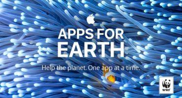 Salva al mundo desde tu celular; Leo DiCaprio presenta #AppsForEarth