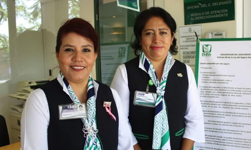 IMSS instaura programa para que sus trabajadores trabajen 'de buenas'