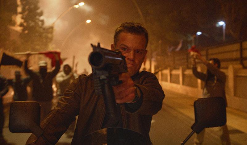 Matt Damon nos presenta en exclusiva el primer trailer de Jason Bourne