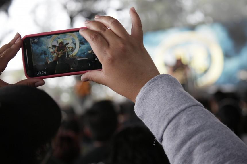 El Vive Latino en los ojos de sus asistentes
