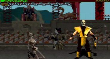 Finish him! ¡Chútense un video con TODOS los Fatalities de Mortal Kombat!