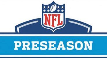 Se reveló el calendario de pretemporada en la NFL y aquí lo puedes ver todo