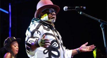 El cantante congoleño Papa Wemba murió en pleno concierto