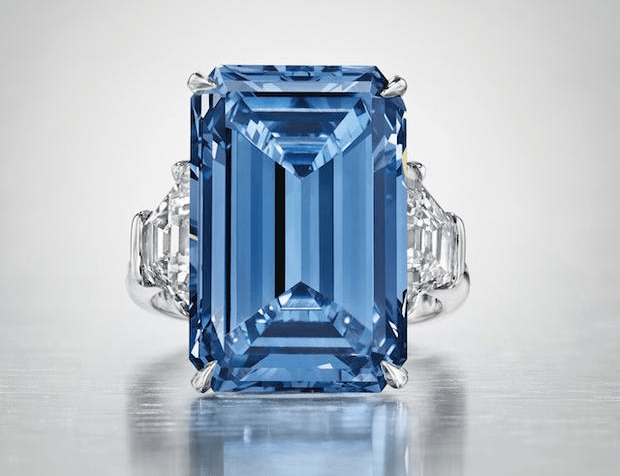 El diamante más grande del mundo será subastado