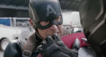 ¡No se pueden perder el nuevo spot de Captain America: Civil War!