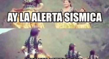 Así reaccionó internet a la #AlertaSismica a las 2:11am
