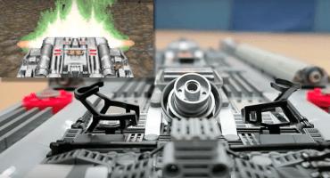 Las maravillas de LEGO: La réplica de 9 kilos de del BFG 9000 de DOOM