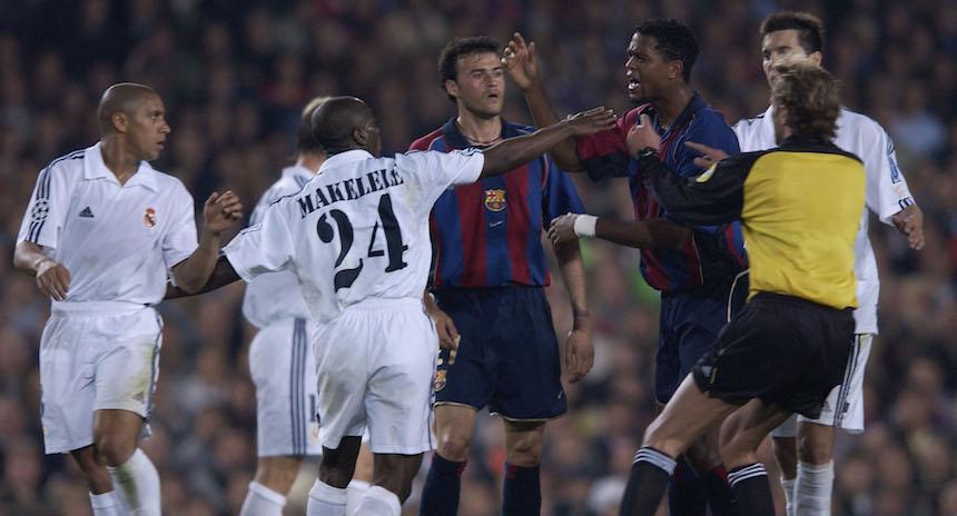 Real Madrid vs Barcelona: Las jugadas más sucias del 'clásico'