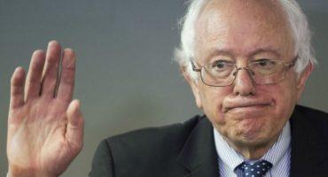 Según Bernie Sanders: La gente pobre no vota