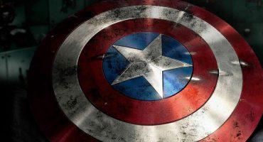 ¡La réplica del escudo de Captain America que aguanta disparos!