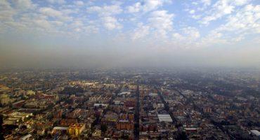 ¡Ya no hay contingencia!, pero en todo 2017, la CDMX no ha tenido días con aire limpio