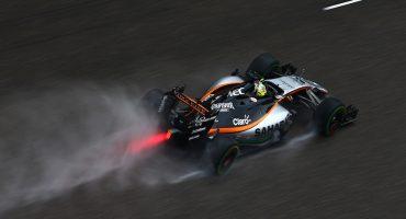 Checo y Gutiérrez no tuvieron la misma suerte en la clasificación del GP de China