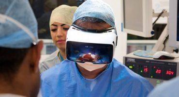 Ya es posible ver transmisiones de cirugías ¡en realidad virtual!