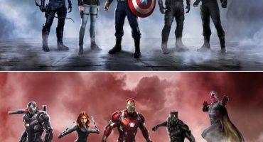 Hermano Vs Hermano: Nuevo spot de Captain America: Civil War