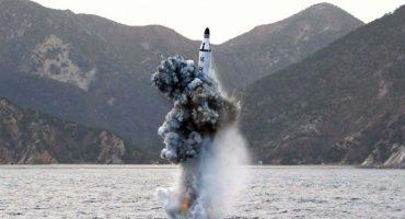 Corea del Norte lanza un misil balístico, o al menos eso dice Corea del Sur