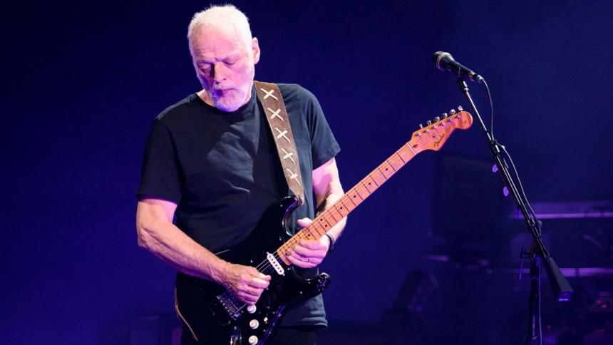 Escucha el increíble homenaje de David Gilmour a Prince