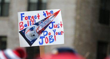 Aficionados de los Patriots demandan a la NFL por el Deflatgate