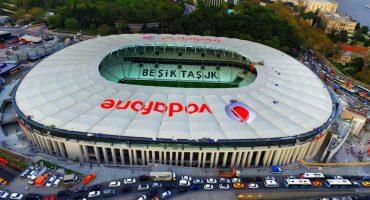 Así luce el nuevo y moderno estadio del Besiktas
