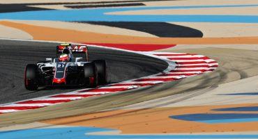 Esteban Gutiérrez le pasó por encima a Checo Pérez en la clasificación del GP de Bahrein