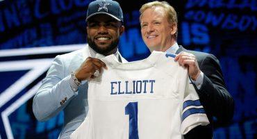 Los 5 novatos de la NFL que te van a sorprender